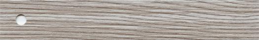 ABS, Oberfläche grobe Holzpore, Lack stumpf-matt