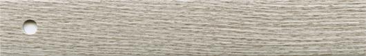 ABS, Oberfläche grobe Holzpore, Lack Kombi matt & glänzend