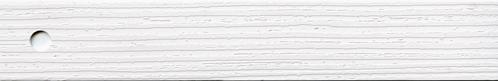ABS, Oberfläche grobe Holzpore, Lack Novo-Matt