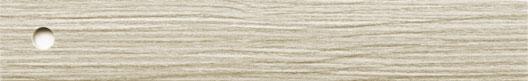ABS, Oberfläche sanfte Holzpore, Lack Sondermischung