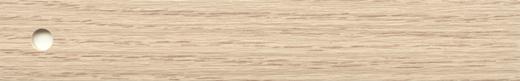 ABS, Oberfläche Holzpore, Lack stumpf-matt