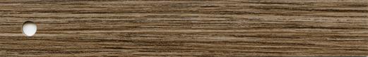 ABS, Oberfläche Holzpore, Lack Novo-Matt