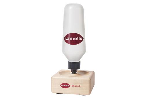 Lamello Leimgerät Minicol mit Metalldüse
